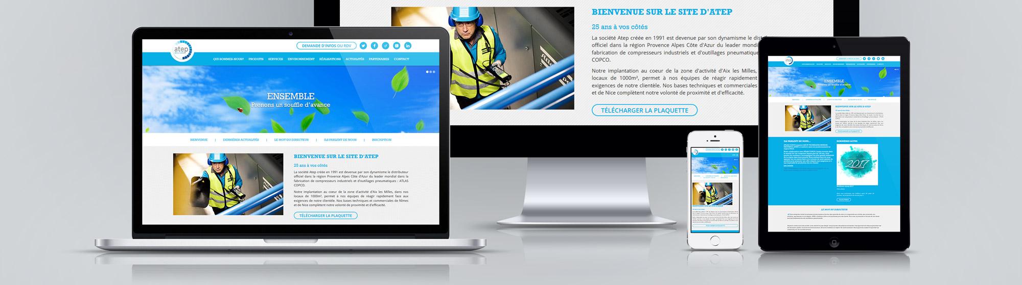 webdesigner freelance aix-en-provence